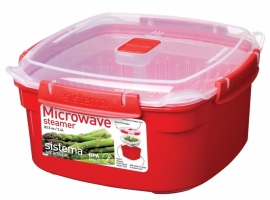 Medium Microwave Steamer 2.4L