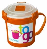 Soup Mug 650 ml Orange
