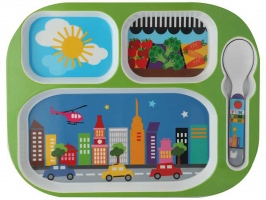 City Toddler Meal Set of 4