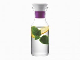 Viola Decanter 0.9L Purple