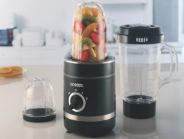 NutriFresh Blender, Black