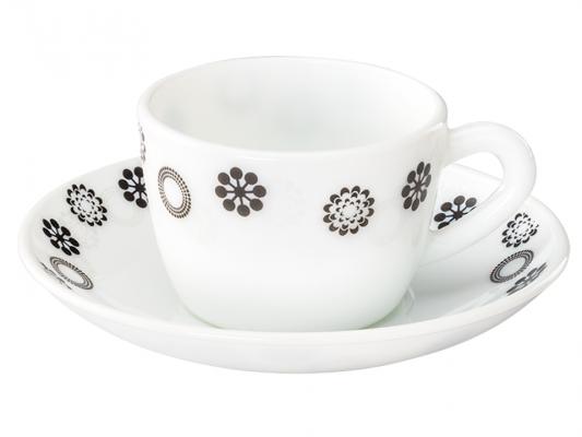 Universe 12 Pc Cup Saucer Set