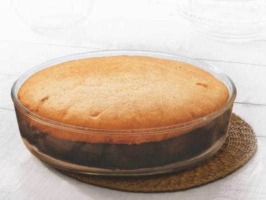 Round Cake Dish 2L