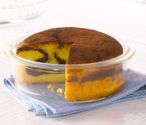 Easy Grip Round Cake Dish