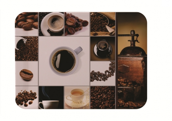 Coffee Time Mini Tray