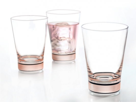 Verona Peach Set of 6