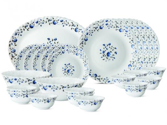 Helena 27 Pc Opalware Dinner Set