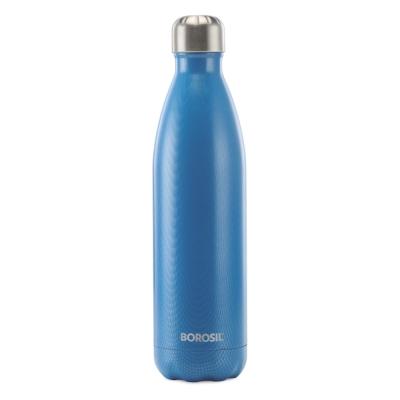 Electric Blue Bolt Bottle