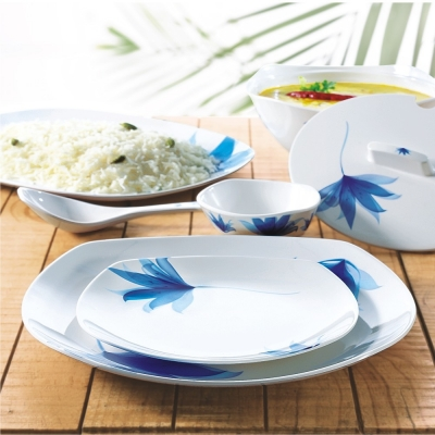 Indigo 35 Piece Dinner Set