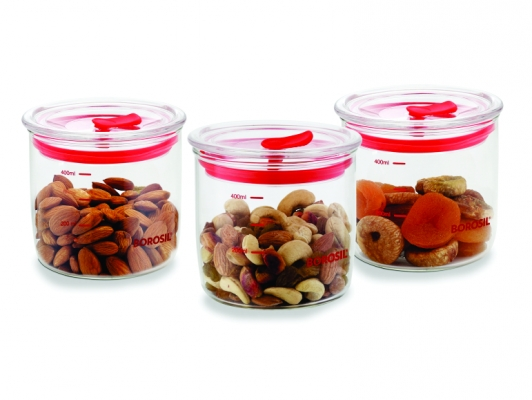Vacuum Trendy Jar Set