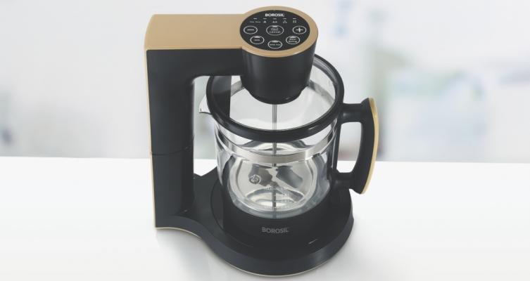 Digital Chai Maker