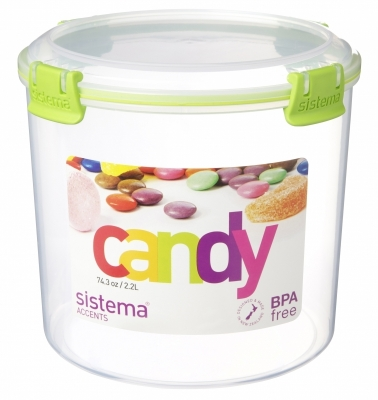 Candy 2.2 L Green