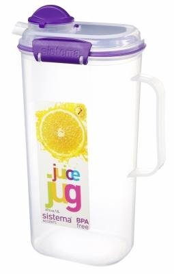 Juice Jug 2L Purple