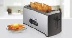 Krispy 4 Slice Pop-Up Toaster