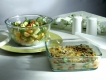 Mixing Bowl & Square Dish with Lid Value Pack