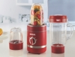 NutriFresh Blender & Grinder, Red