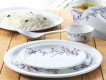 English Summer 35 Piece Dinner Set