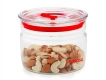 Classic Trend Wide Jar With Lid 550 ML
