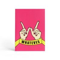 WHATEVRS - Notebook