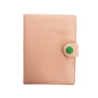 Travel Passport Holder Pink