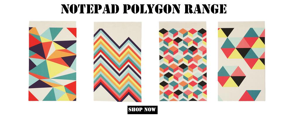 notepad polygon