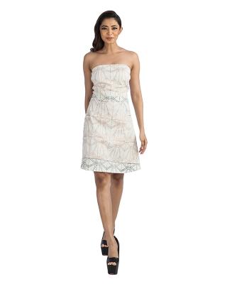 A-Line Tube Dress